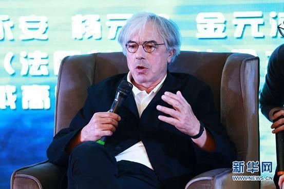 雷米•艾融:中国艺术家们在创作上有独特之道